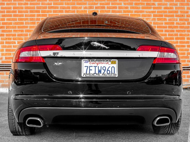 2010 Jaguar XF Luxury Burbank, CA 7