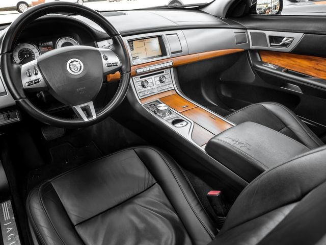 2010 Jaguar XF Luxury Burbank, CA 9