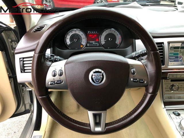 2010 Jaguar XF Premium Luxury Knoxville , Tennessee 21