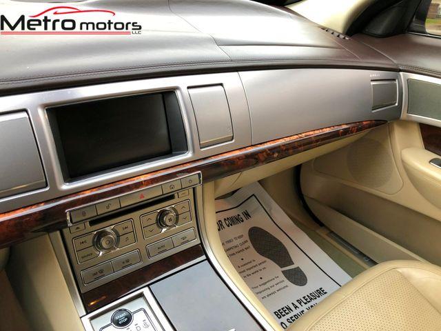 2010 Jaguar XF Premium Luxury Knoxville , Tennessee 26