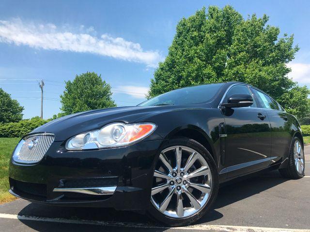 2010 Jaguar XF Luxury Leesburg, Virginia 0