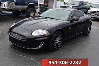 2010 Jaguar XK 5.0 V8 in FORT LAUDERDALE FL, 33309