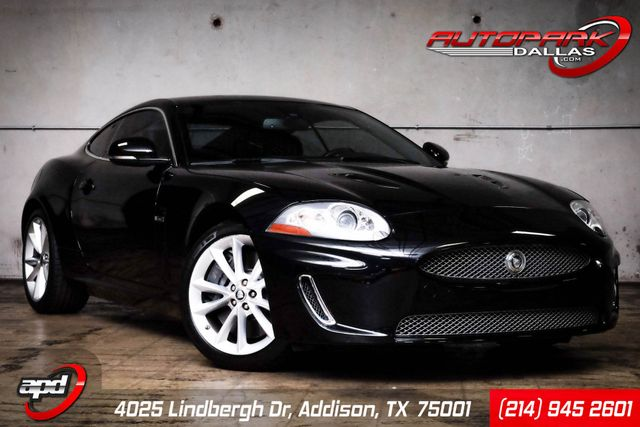 2010 Jaguar XKR 1-Owner