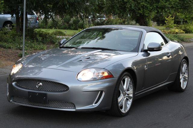 2010 Jaguar XK XKR 62K MLS NAVIGATION 1-OWNER SERVICE RECORDS in Van Nuys, CA 91406