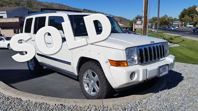 2010 Jeep Commander Limited | Ashland, OR | Ashland Motor Company in Ashland OR