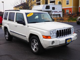 2010 Jeep Commander Sport | Champaign, Illinois | The Auto Mall of Champaign in Champaign Illinois