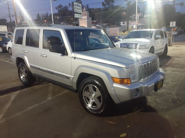 2010 Jeep Commander Sport Los Angeles, CA 4
