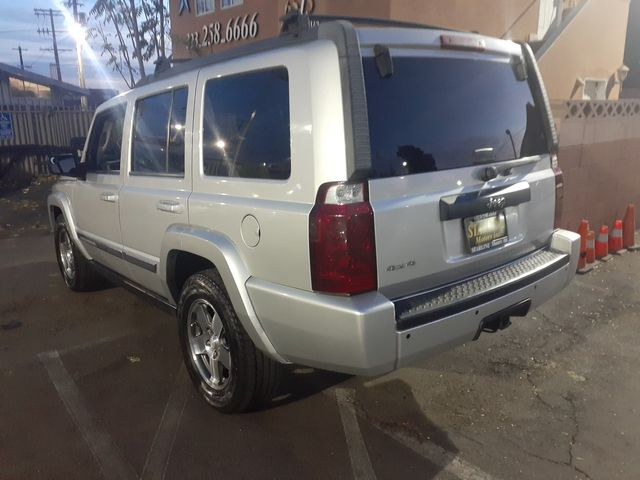 2010 Jeep Commander Sport Los Angeles, CA 8