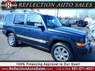 2010 Jeep Commander Limited in Oakdale, Minnesota 55128