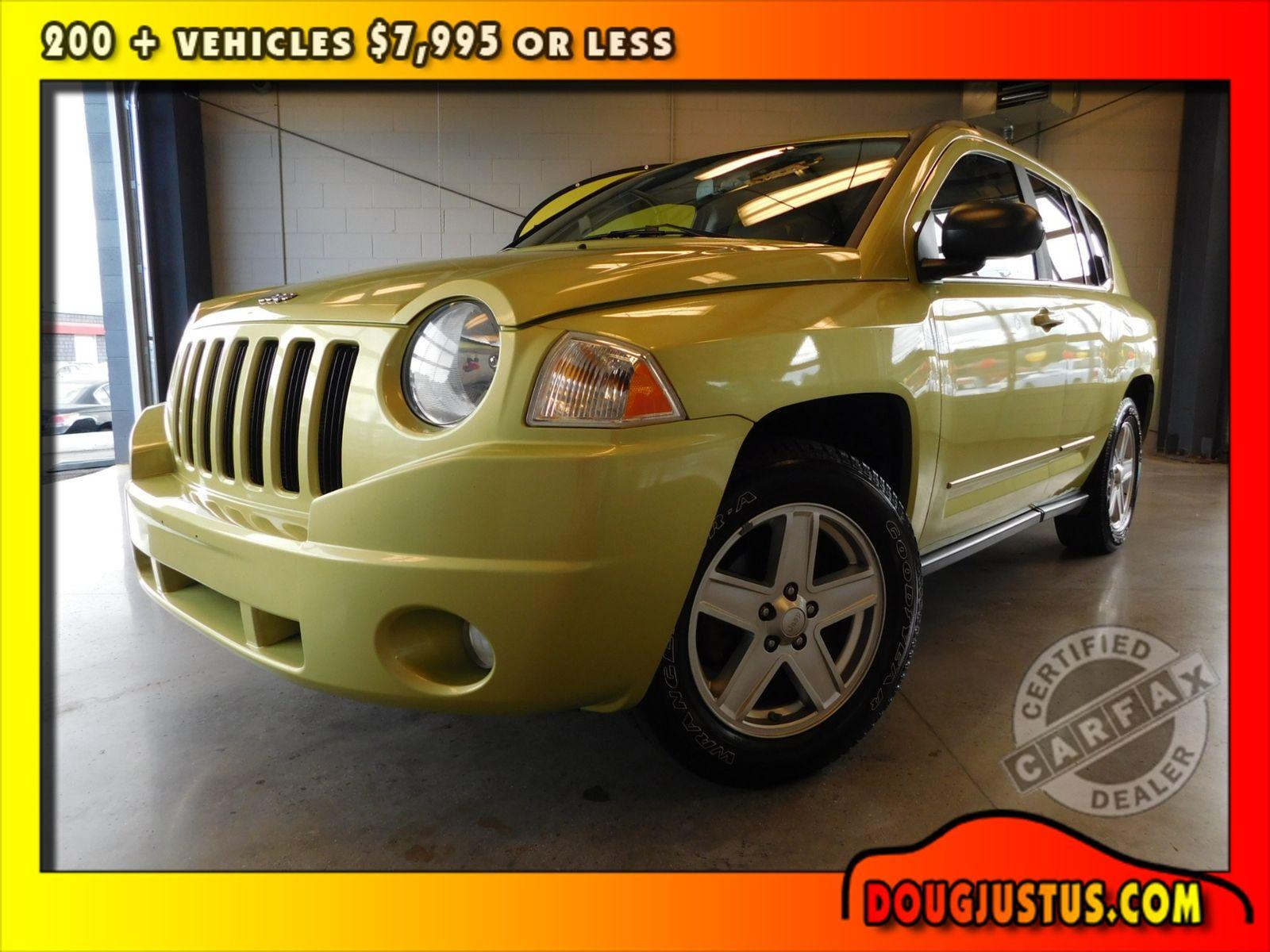 2010 Jeep Compass Sport City TN Doug Justus Auto Center Inc In Airport  Motor Mile ...