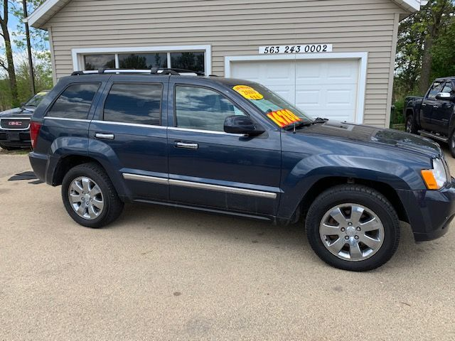 2010 Jeep Grand Cherokee Limited