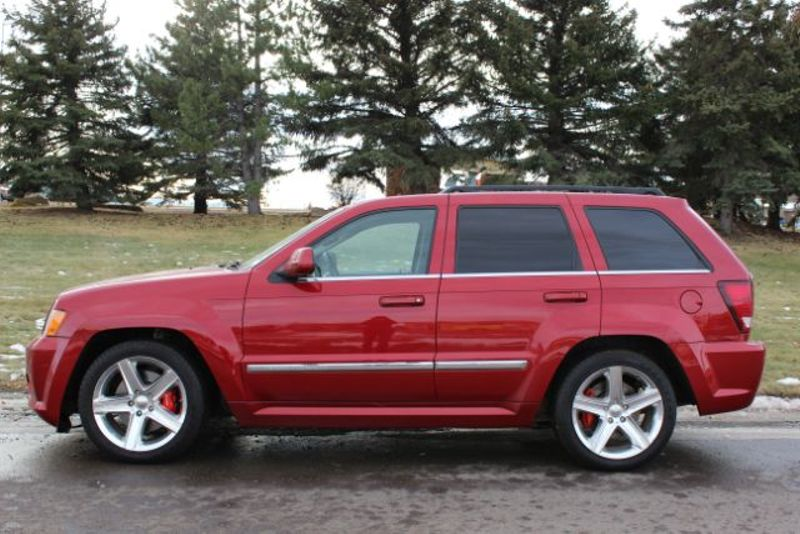 2010 Jeep Grand Cherokee SRT-8  city MT  Bleskin Motor Company   in Great Falls, MT