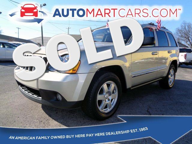 2010 Jeep Grand Cherokee Laredo   Nashville, Tennessee   Auto Mart Used Cars Inc. in Nashville Tennessee