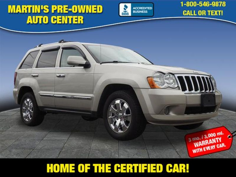 2010 Jeep Grand Cherokee Limited | Whitman, Massachusetts | Martin's Pre-Owned