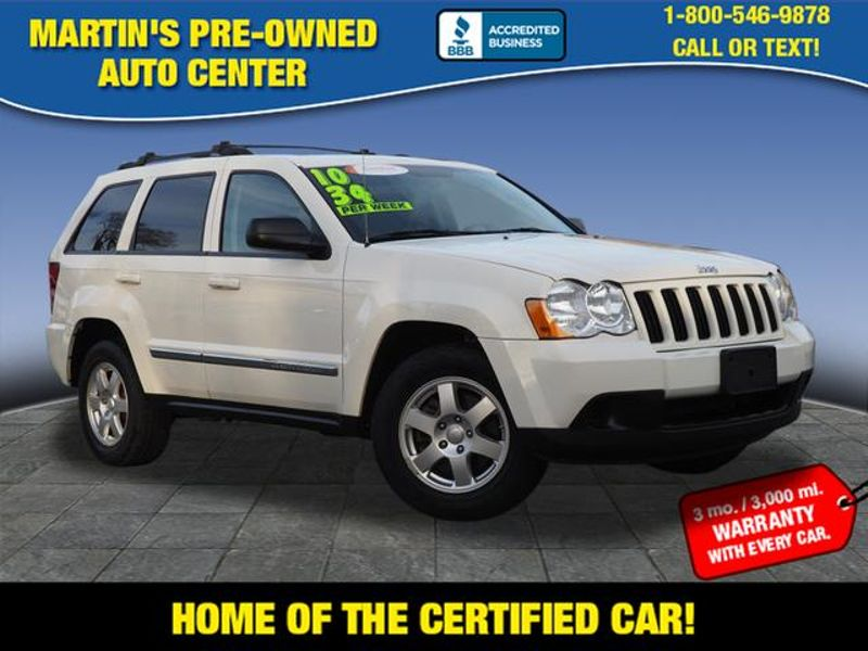 2010 Jeep Grand Cherokee Laredo | Whitman, MA | Martin's Pre-Owned Auto Center