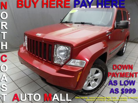 2010 Jeep Liberty Sport As low as $999 DOWN in Cleveland, Ohio