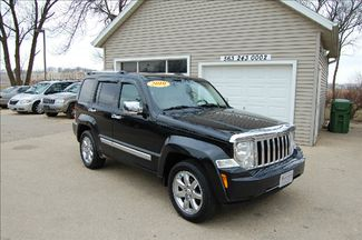 2010 Jeep Liberty Limited in Clinton IA, 52732