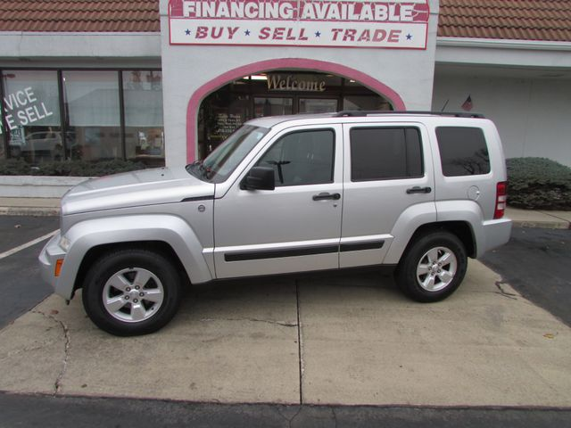 2010 Jeep Liberty Sport in Fremont OH, 43420