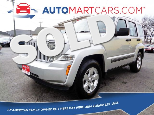 2010 Jeep Liberty Sport | Nashville, Tennessee | Auto Mart Used Cars Inc. in Nashville Tennessee