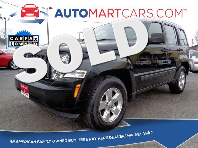 2010 Jeep Liberty Sport | Nashville, Tennessee | Auto Mart Used Cars Inc. in Nashville Tennessee