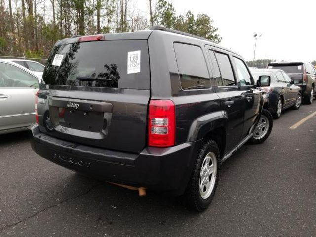 2010 Jeep Patriot Sport Dallas, Georgia 4