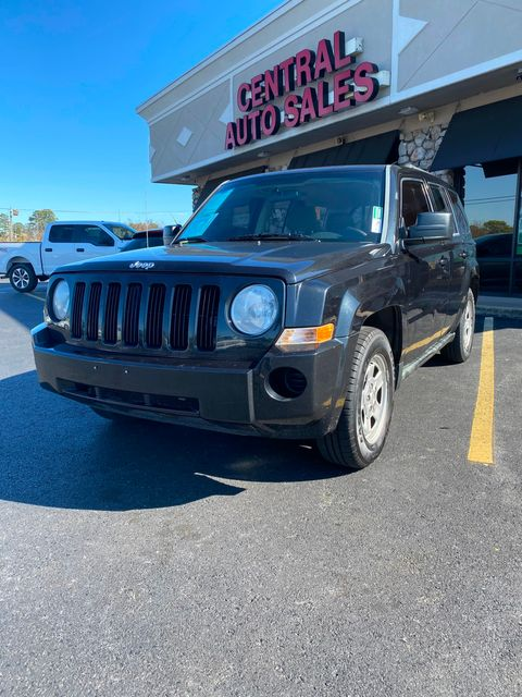 2010 Jeep Patriot Sport | Hot Springs, AR | Central Auto Sales in Hot Springs AR
