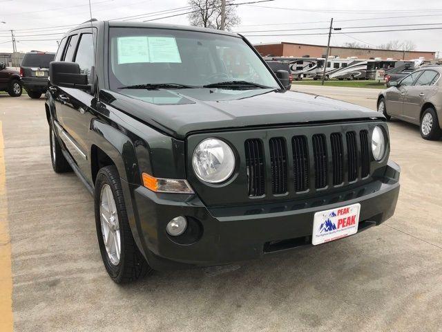 2010 Jeep Patriot Latitude in Medina, OHIO 44256