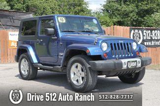 2010 Jeep Wrangler Sahara 4X4 in Austin, TX 78745