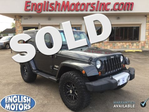 2010 Jeep Wrangler Sahara in Brownsville, TX