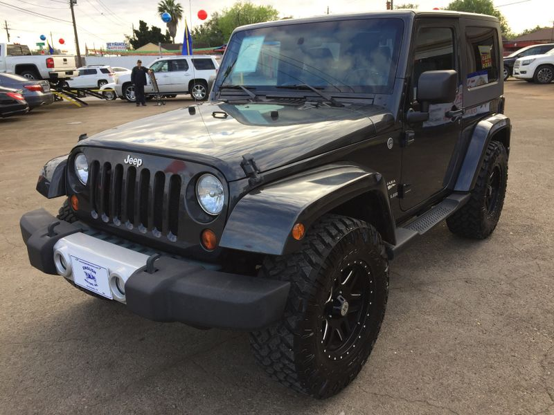 2010 Jeep Wrangler Sahara  Brownsville TX  English Motors  in Brownsville, TX