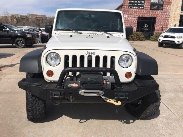 2010 Jeep Wrangler Rubicon Unlimited in Carrollton, TX 75006