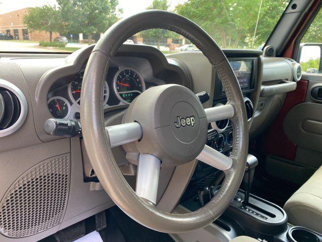 2010 Jeep Wrangler Unlimited Sahara in Carrollton, TX 75006