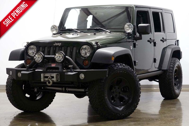 2010 Jeep Wrangler Unlimited Rubicon | Dallas Texas | Shawnee Motor Company