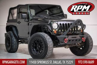 2010 Jeep Wrangler Sport 4WD Lifted with Upgrades in Dallas, TX 75229