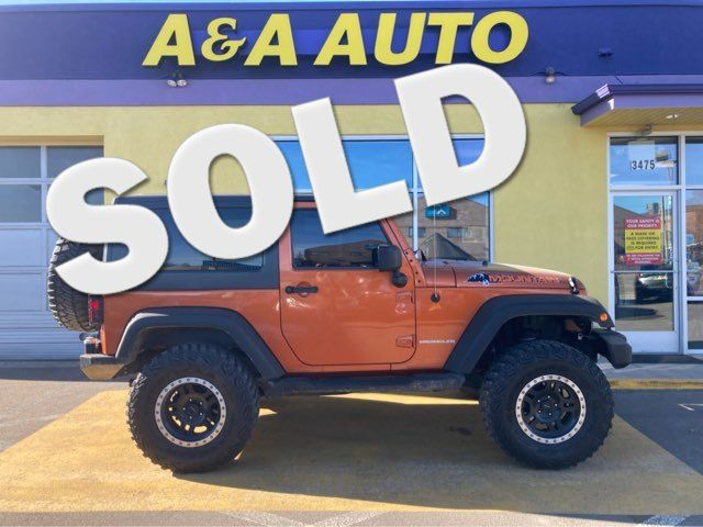 2010 Jeep Wrangler Mountain in Englewood, CO 80110