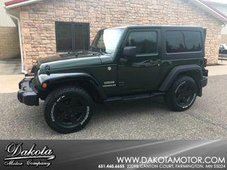 2010 Jeep Wrangler Sport Farmington, MN