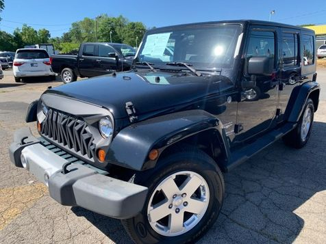 2010 Jeep Wrangler Unlimited Sahara in Gainesville, GA