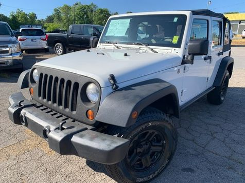 2010 Jeep Wrangler Unlimited Sport in Gainesville, GA