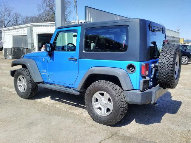 2010 Jeep Wrangler Sport Houston, Mississippi 5
