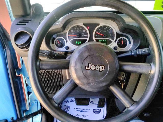 2010 Jeep Wrangler Sport Houston, Mississippi 11