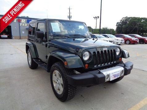 2010 Jeep Wrangler Sahara in Houston