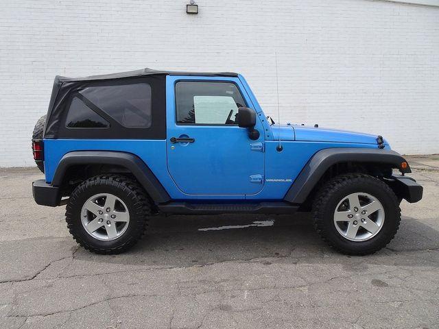2010 Jeep Wrangler Islander Madison, NC 1