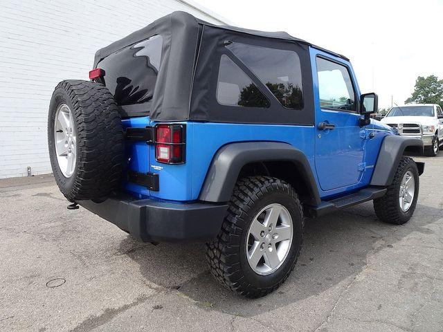 2010 Jeep Wrangler Islander Madison, NC 2