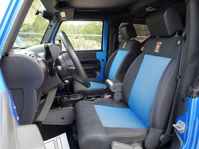 2010 Jeep Wrangler Islander Madison, NC 23