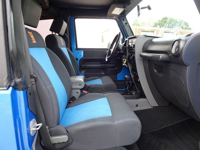 2010 Jeep Wrangler Islander Madison, NC 30