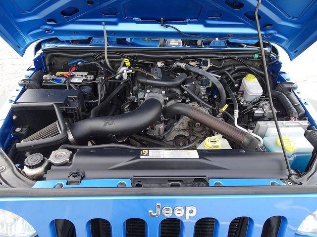 2010 Jeep Wrangler Islander Madison, NC 33
