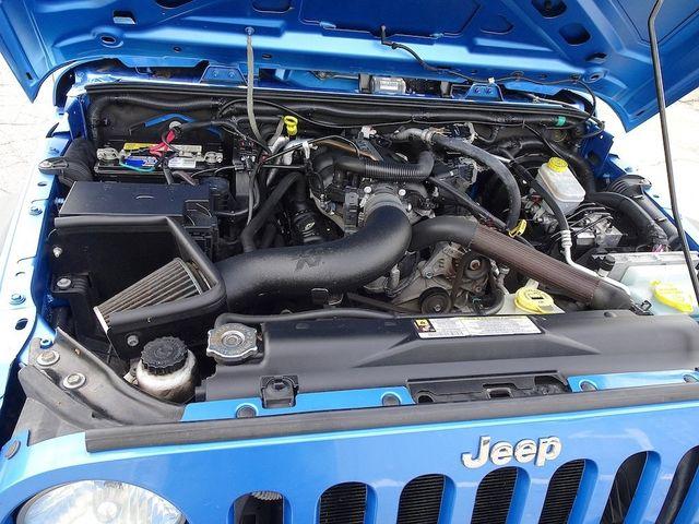 2010 Jeep Wrangler Islander Madison, NC 34