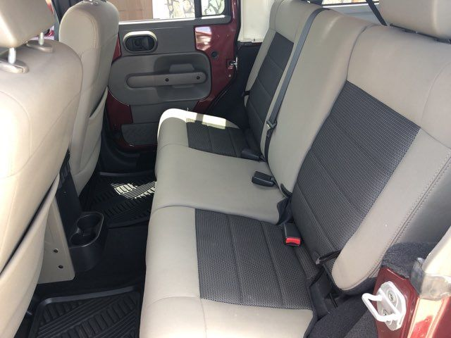 2010 Jeep Wrangler Unlimited Sahara in Marble Falls, TX 78654