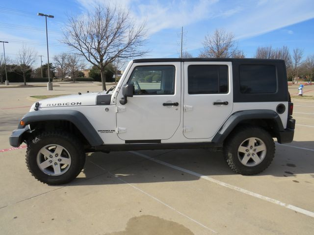 2010 Jeep Wrangler Unlimited Rubicon in McKinney, Texas 75070