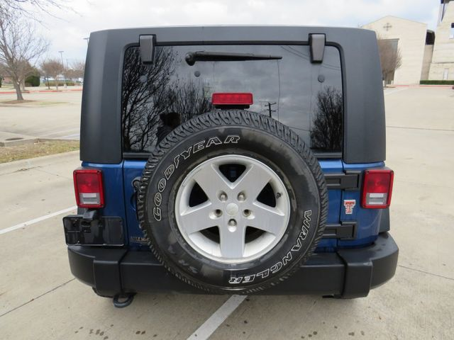 2010 Jeep Wrangler Unlimited Sport in McKinney, Texas 75070